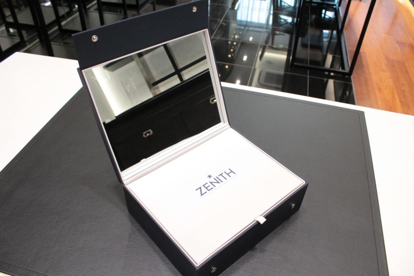 ゼニスの2020年新作レディースモデル「デファイ ミッドナイト」が入荷! - DEFY  IMG_4619
