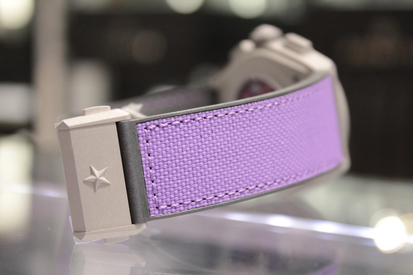 IMG_4805 紫色が美しい!2020年新作「デファイ エル・プリメロ21 ULTRA VIOLET」入荷しました!! - DEFY