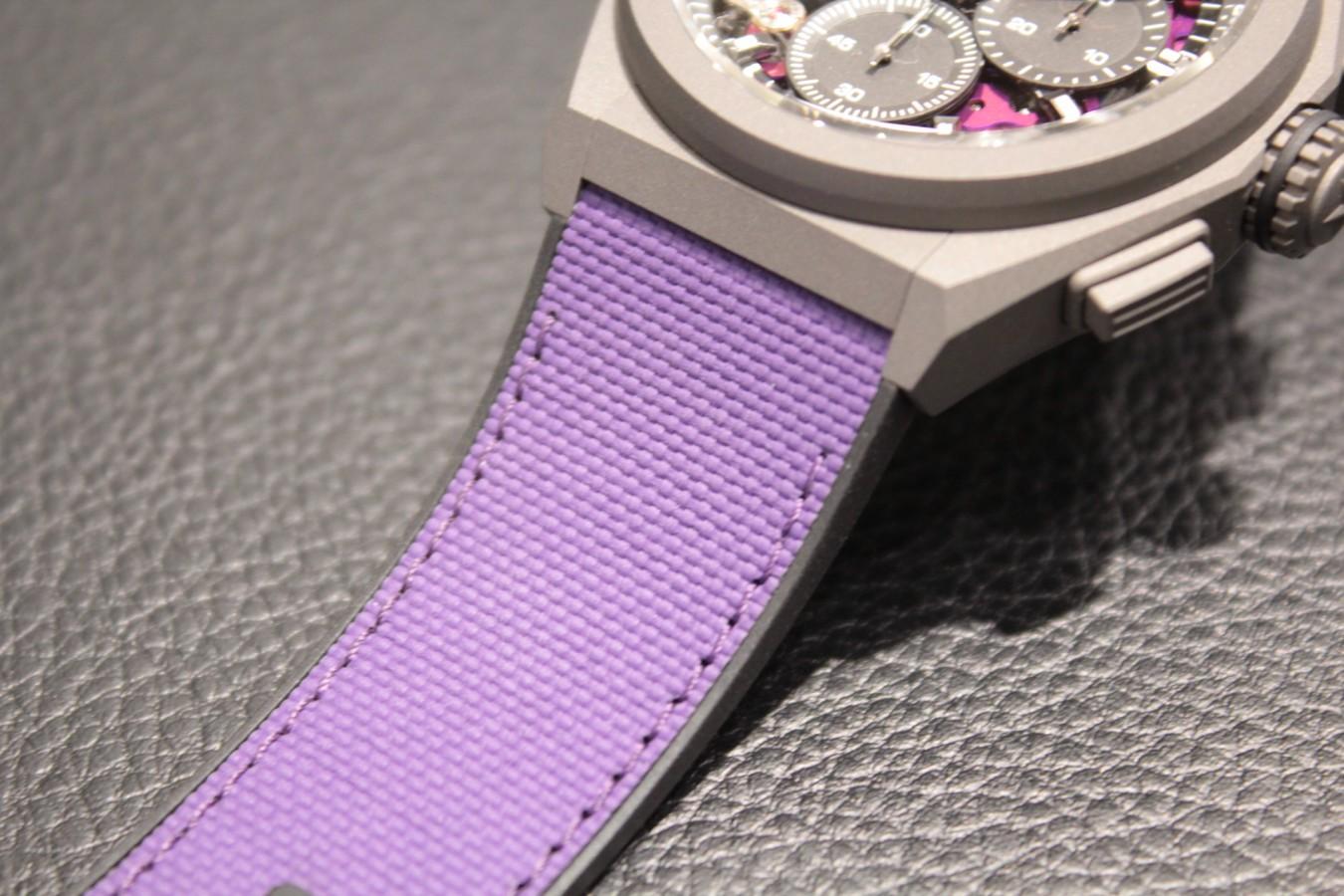 紫色が美しい!2020年新作「デファイ エル・プリメロ21 ULTRA VIOLET」入荷しました!! - DEFY |IMG_4807