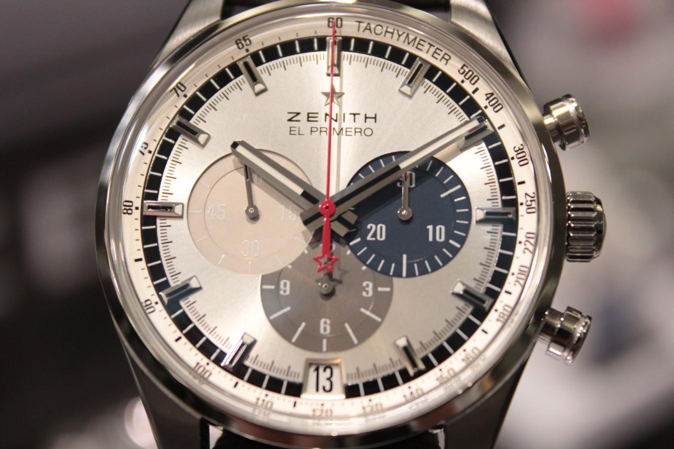 IMG_5951 1969年より続くゼニスが誇るデザイン。【エル・プリメロ 42mm】 - CHRONOMASTER