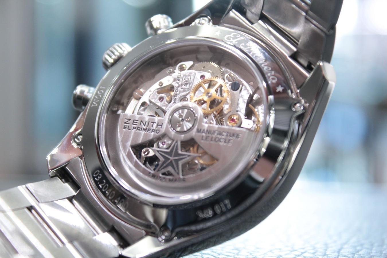 IMG_6257 生産終了のグレーダイヤル!マルチカラーの【エルプリメロ 42mm】 - CHRONOMASTER