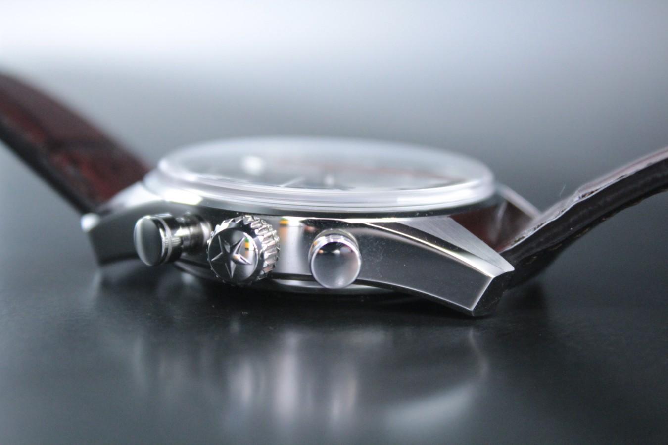 IMG_6385 50年間褪せることなく受け継がれるデザイン【エル・プリメロ38mm】 - CHRONOMASTER