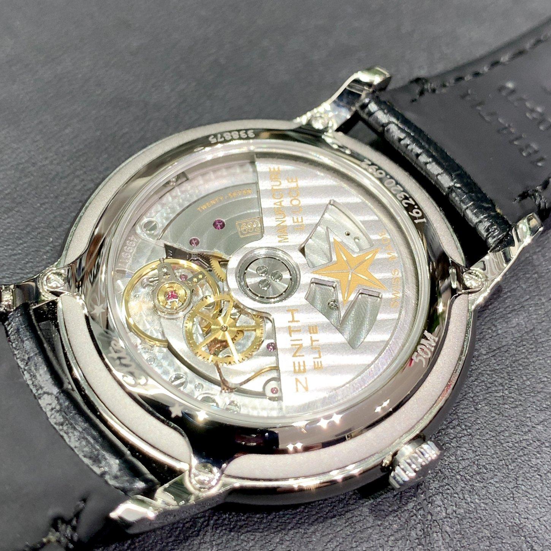 IMG_8300 大人の女性を引き立てる美しい腕時計『エリート ウルトラ シン レディ ムーンフェイズ』 - ELITE