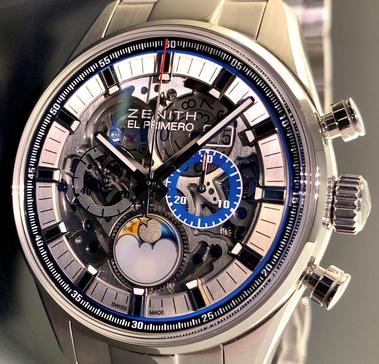 IMG_E2477-e1610267586823 エル・プリメロの美しさを堪能できる『クロノマスター エル・プリメロ グランドデイト フルオープン』 - CHRONOMASTER その他