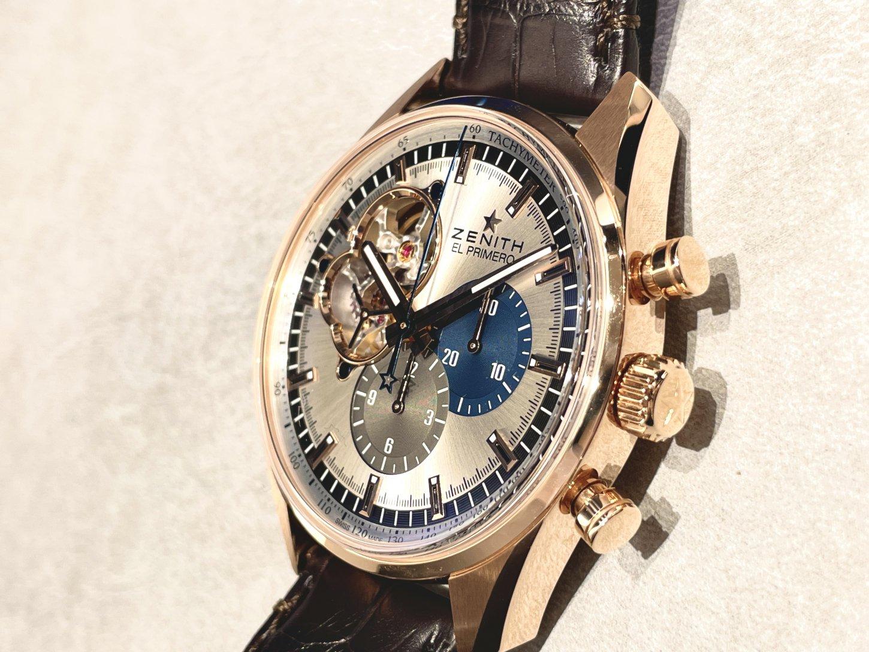 一生モノの時計に金無垢はいかがですか?『クロノマスター オープン』 - CHRONOMASTER |IMG_6163