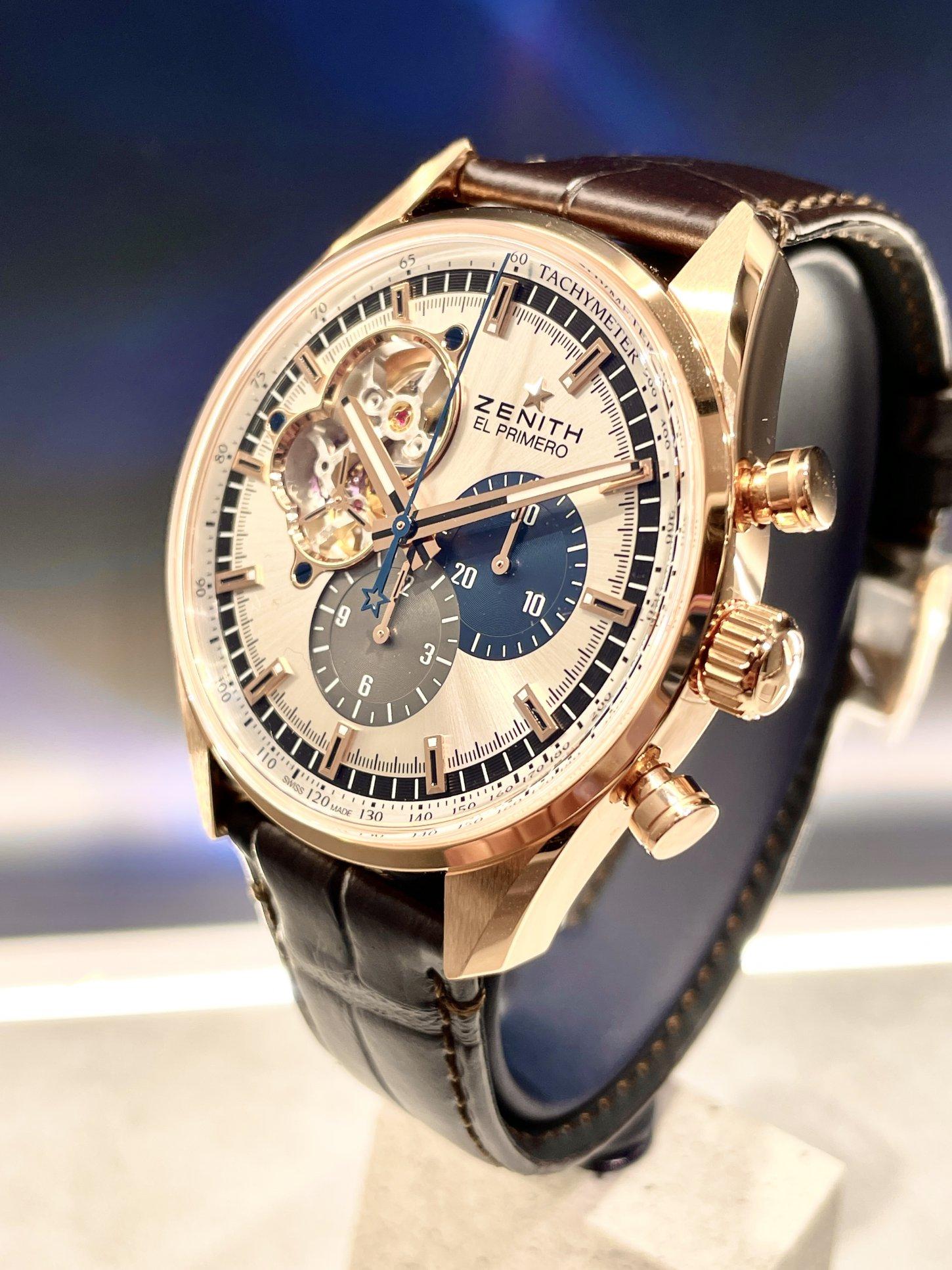 一生モノの時計に金無垢はいかがですか?『クロノマスター オープン』 - CHRONOMASTER |IMG_6174