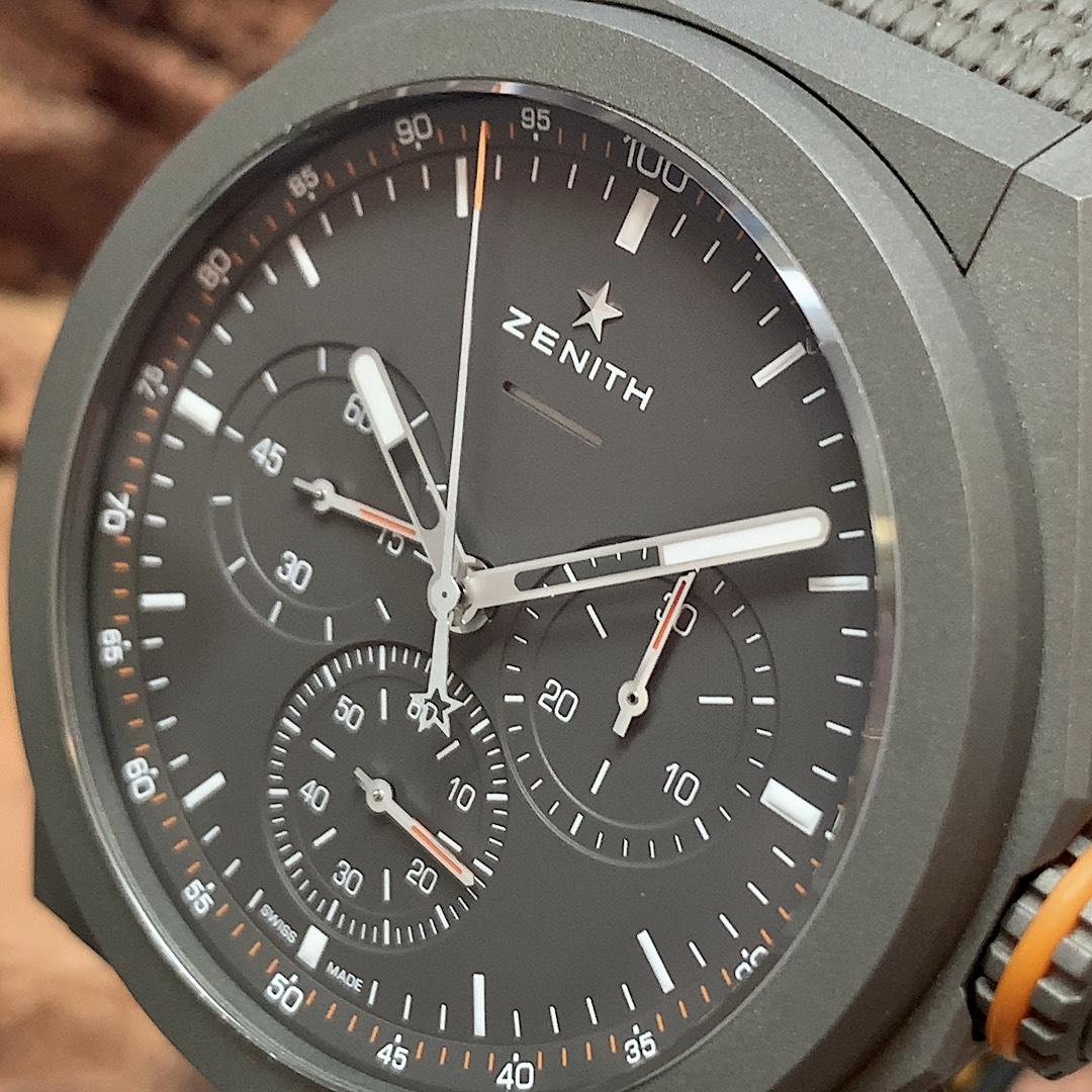 ディフェンダーのDNAを腕時計に『デファイ エル・プリメロ21 ランドローバー エディション』 - DEFY  IMG_9666