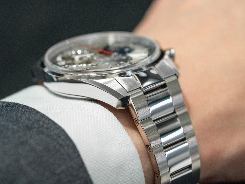 一生物の時計に長くご愛用できる定番モデルはいかがですか?『クロノマスター エル・プリメロ オープン』 - CHRONOMASTER  DSC4371