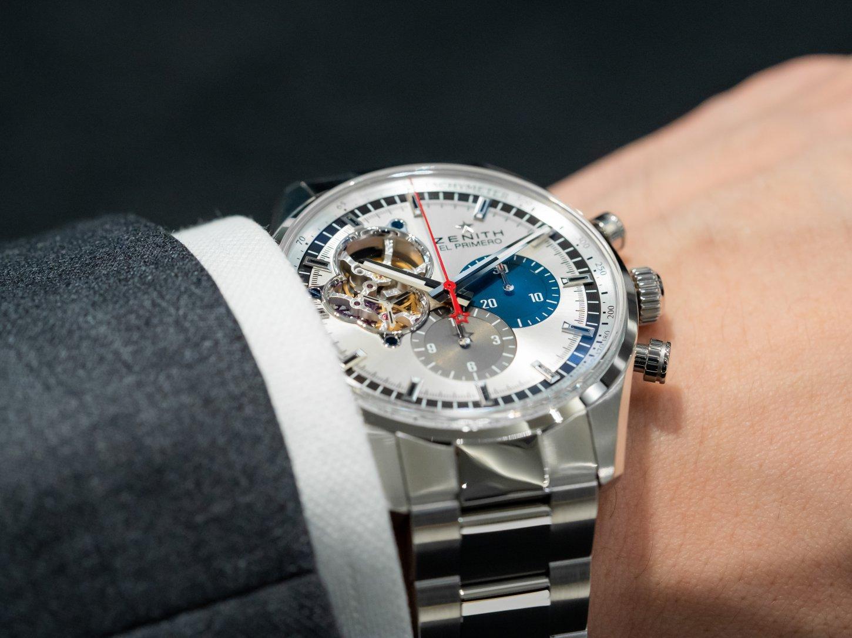一生物の時計に長くご愛用できる定番モデルはいかがですか?『クロノマスター エル・プリメロ オープン』 - CHRONOMASTER  DSC4372