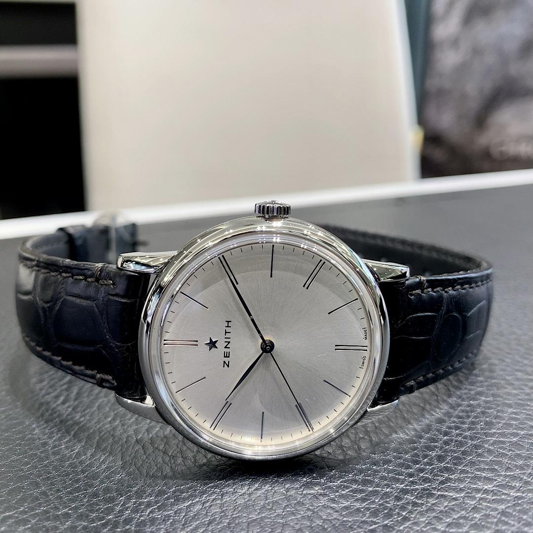 落ち着いた大人の腕時計はエリートで間違いなし!!『エリート クラシック』 - ELITE  IMG_1769