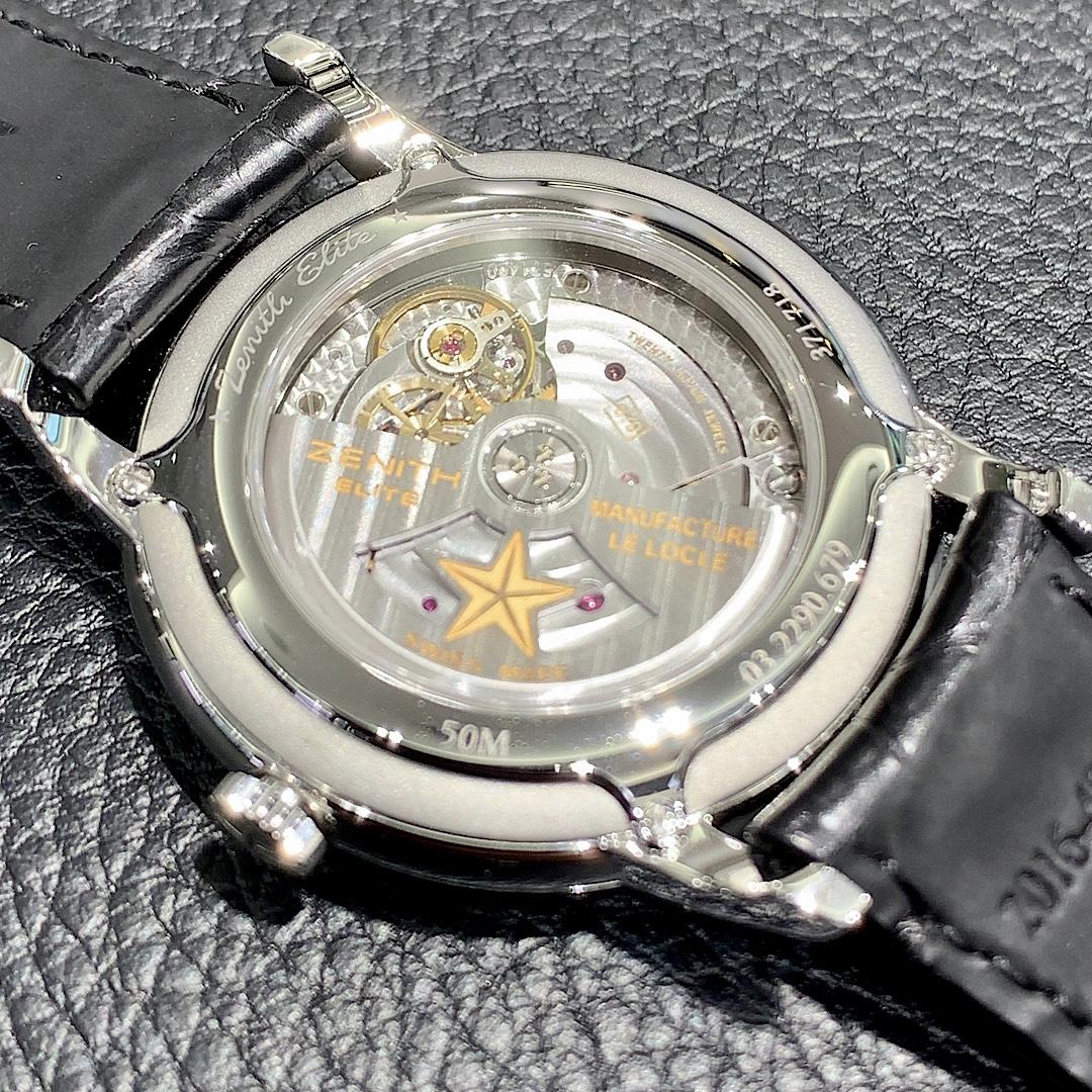 落ち着いた大人の腕時計はエリートで間違いなし!!『エリート クラシック』 - ELITE  IMG_1770