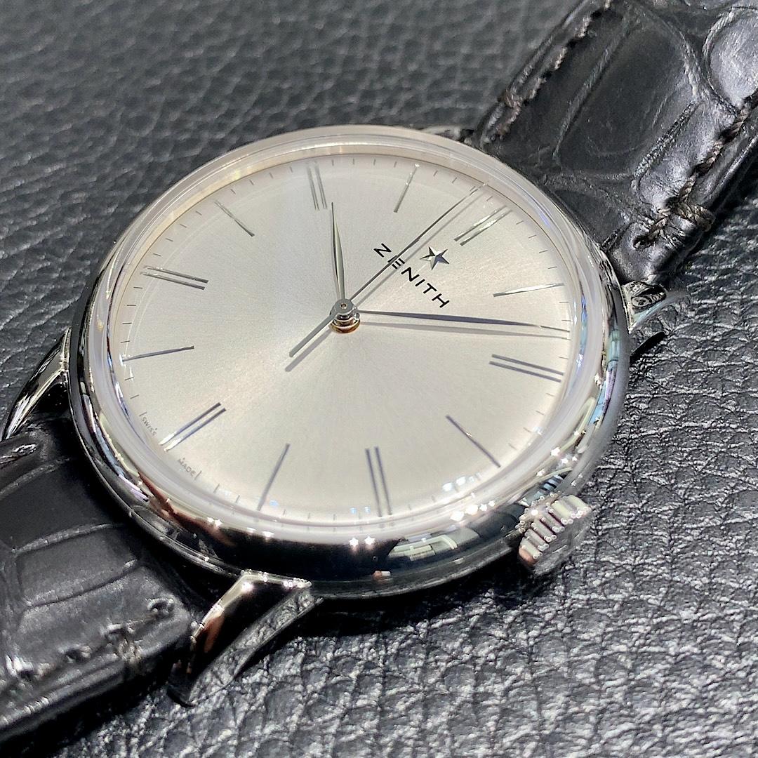 落ち着いた大人の腕時計はエリートで間違いなし!!『エリート クラシック』 - ELITE  IMG_1773