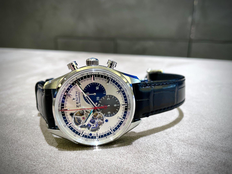 エル・プリメロの魅力を堪能していただけるオープンダイヤル!『クロノマスター エル・プリメロ オープン』 - CHRONOMASTER  6CC6C70F-F67B-4937-A0ED-CDDCB720281A