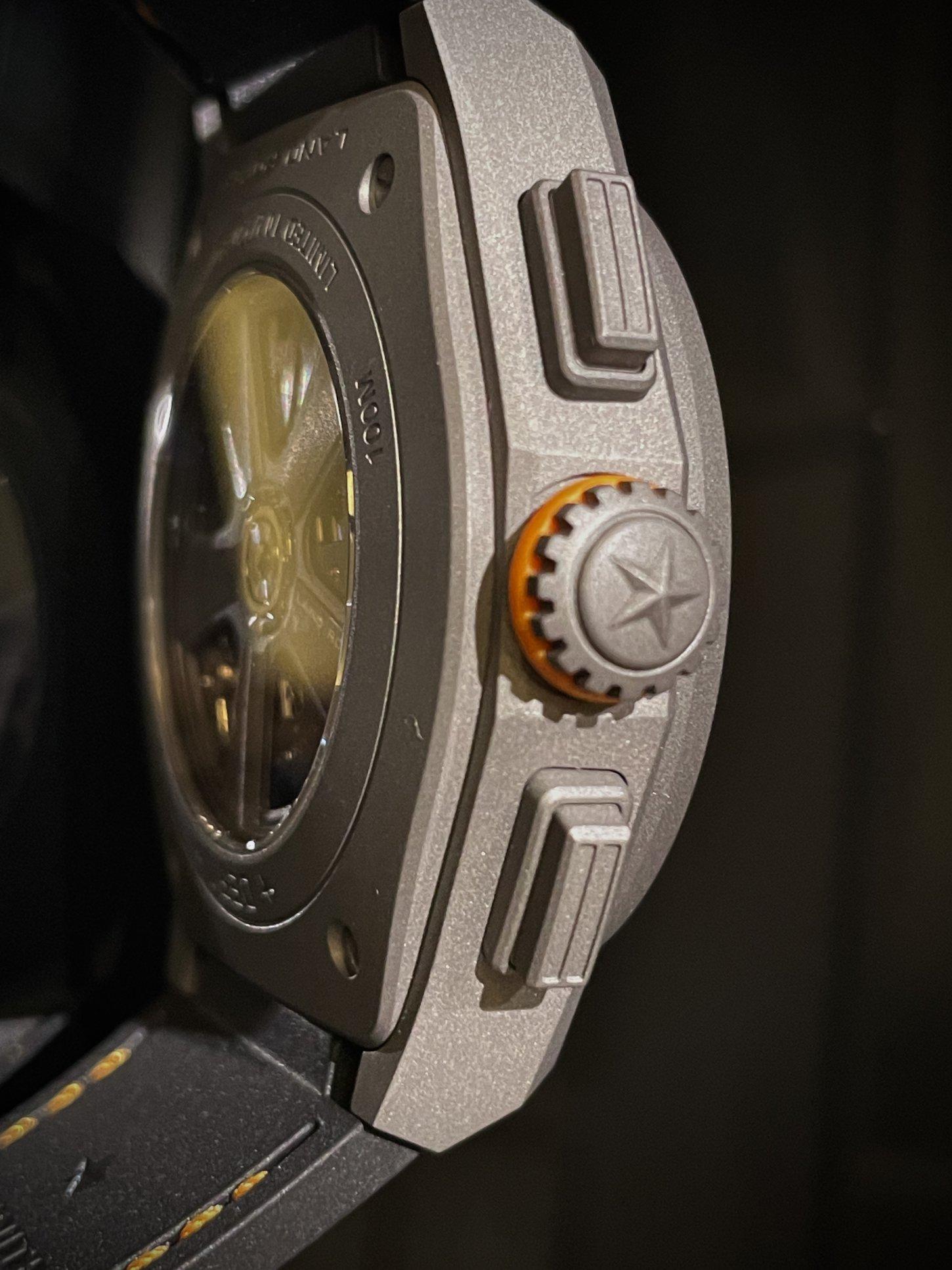 往時のディフェンダーを彷彿とさせるルックス!!『デファイ エル・プリメロ 21 ランドローバー エディション』 - DEFY |EF767AD0-C26E-4A4B-971E-F90244A3470E