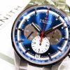 ゼニスを象徴するデザイン。ブルーが美しいエル・プリメロ 42mm。